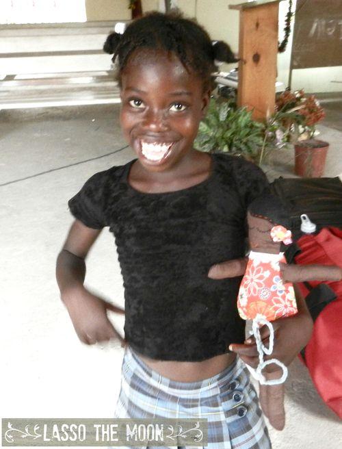 Sassy girl haiti