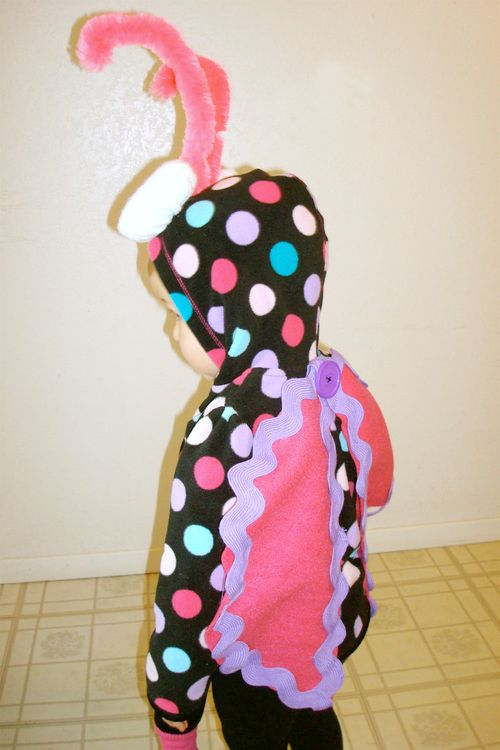 Buggie costume cc two