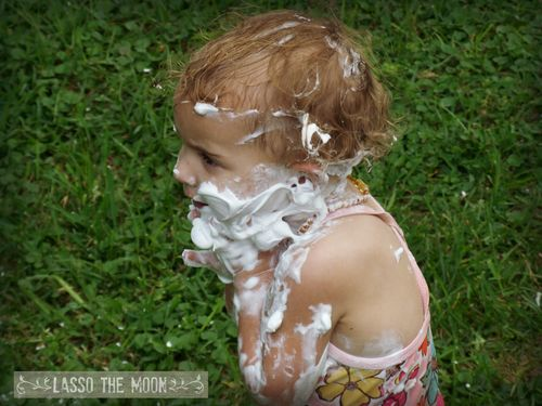 Sprinklers and shaving cream9