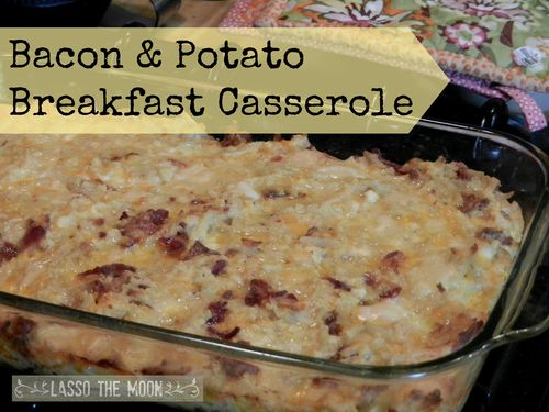 Best breakfast casserole title