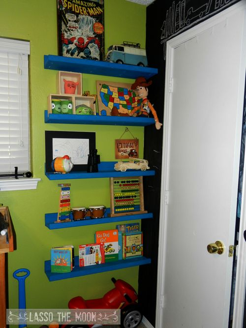 Display shelves2