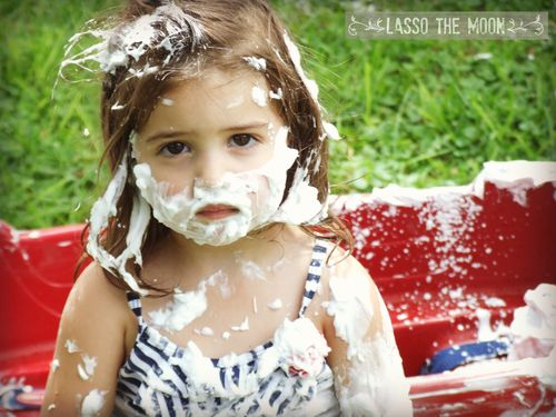 Sprinklers and shaving cream14