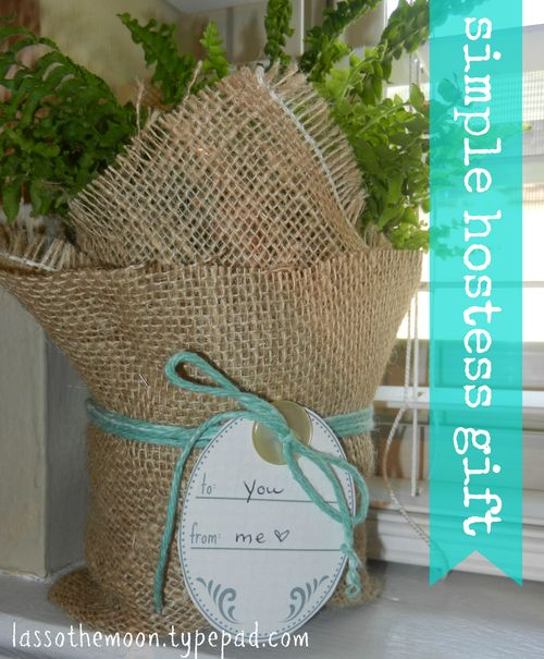Hostess gift title