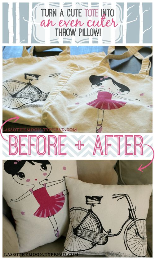 Totebag pillow 7