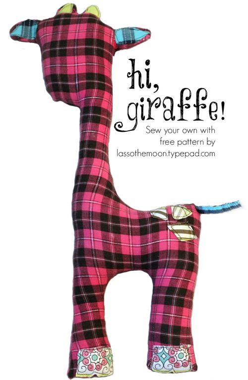 Hi giraffe