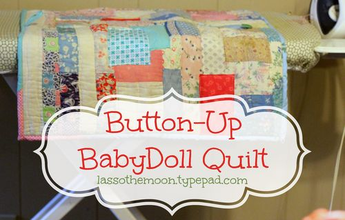 Doll quilt 7
