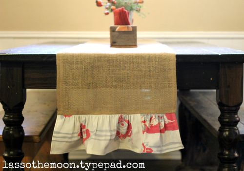 Burlap and ruffles2
