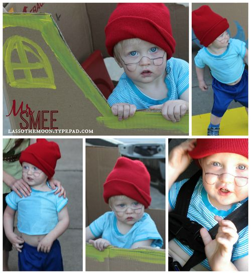 Mr smee diy costume