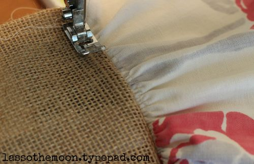Burlap and ruffles 10